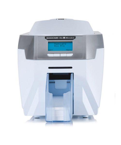 چاپگر کارت Magicard RioPro Xtended مناسب جهت چاپ کارتهایی با ابعاد بزرگ