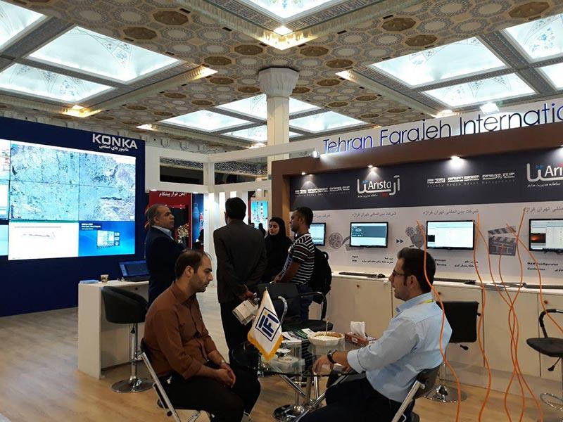 شرکت بین المللی تهران فراژه در نمایشگاه ایپاس 2018