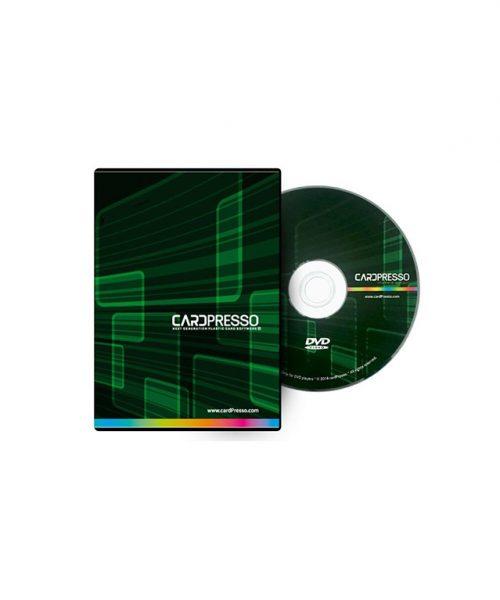 نرم افزار کارت شناسایی مدل Cardpresso